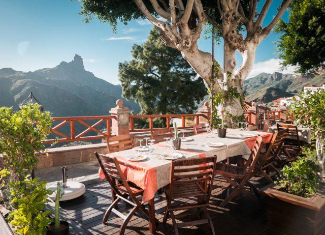 Tejeda Gran Canaria Islas Canarias España Dani Keral Un Viaje Creativo