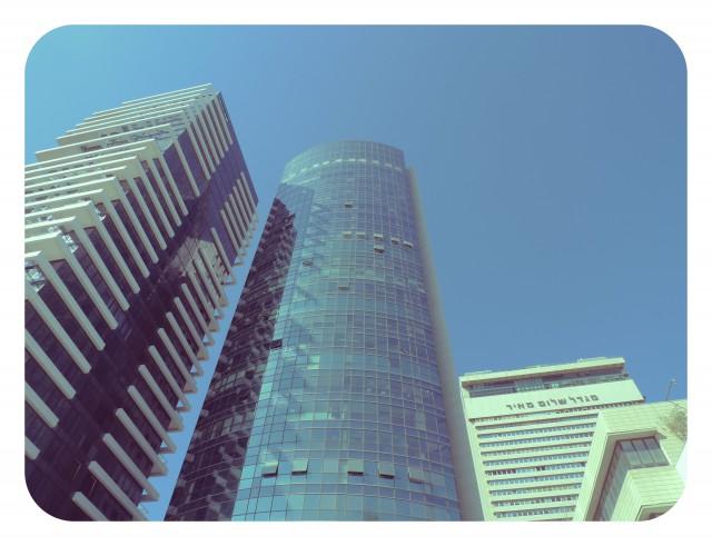 Tel Aviv rascacielos B