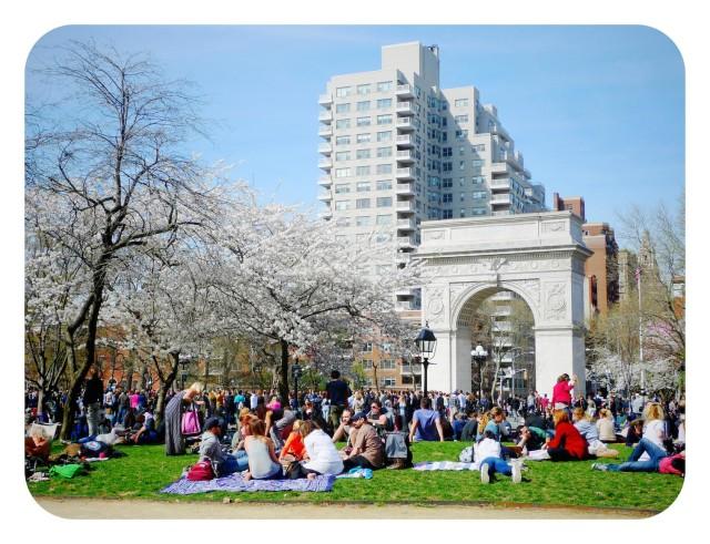 Viajar a Nueva York en primavera