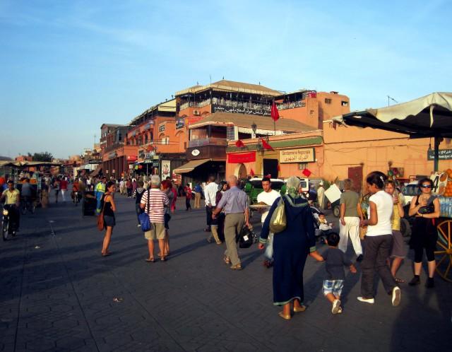 Jemaa el Fna, Marrakesh, Morocco