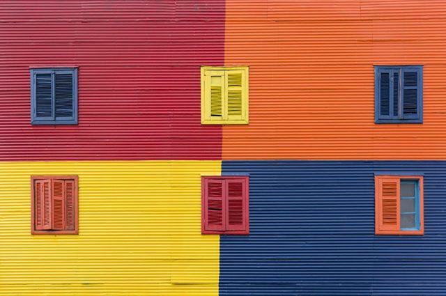 Buenos Aires colorido