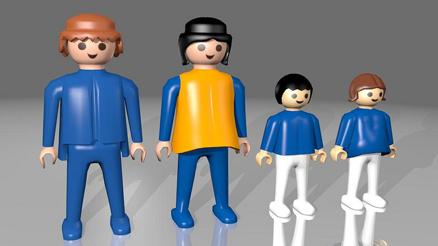 The Playmobil Family