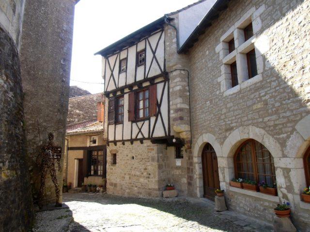 Cordes-sur-Ciel, Francia
