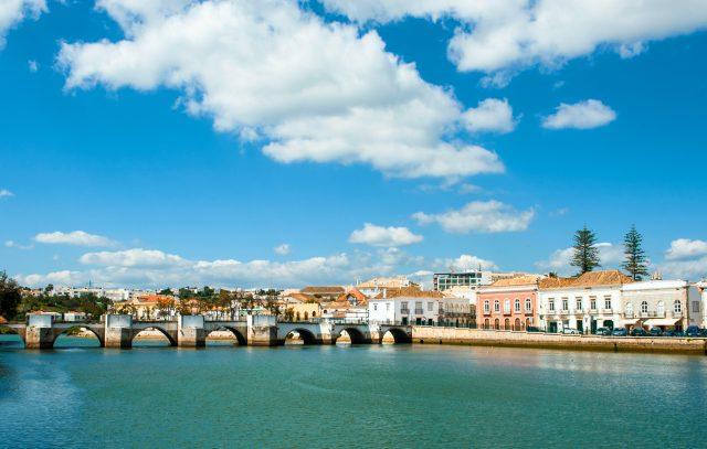 Tavira in Portugal
