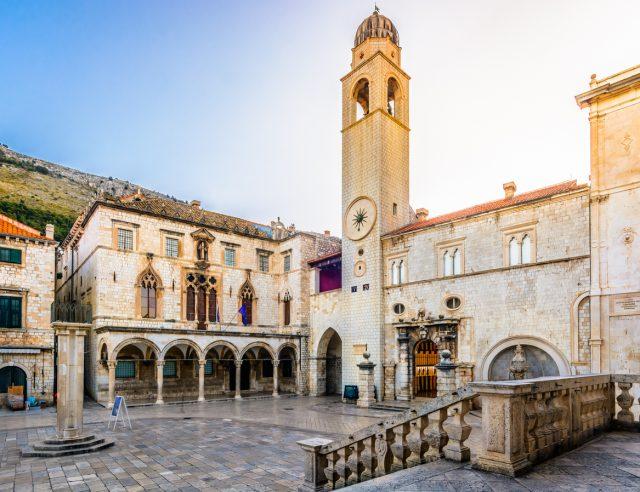 Palacio Sponza Croacia