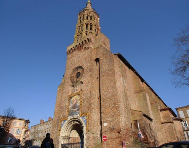 iglesia st jacques montauban