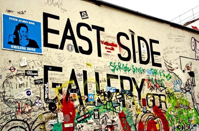 inicio east side gallery
