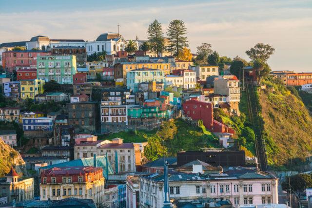 Valparaíso - Iberia