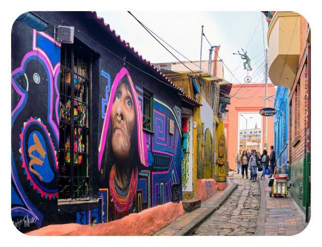 Películas rodadas en Bogotá