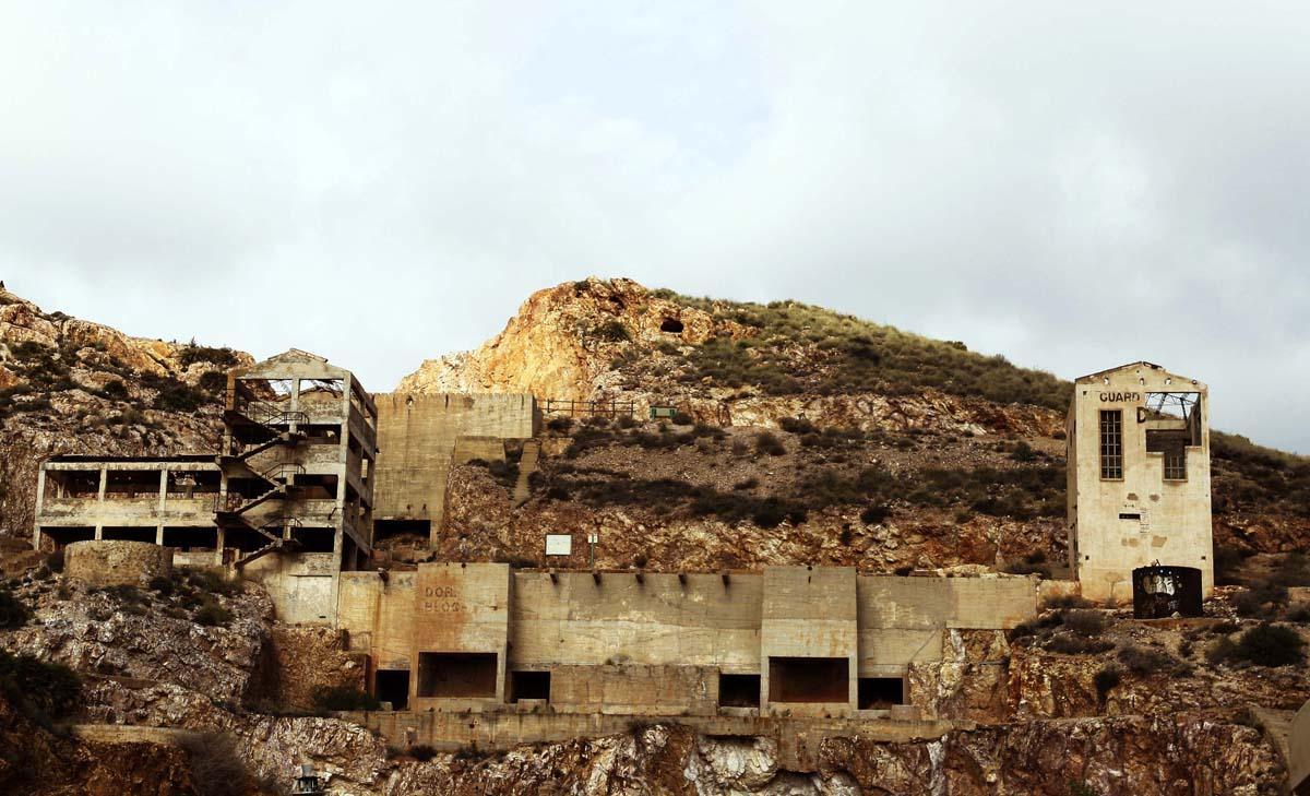 mina de Rodalquilar