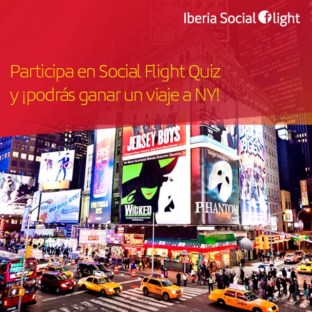 Social Flight Quiz