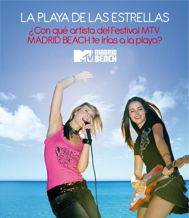 MTV Madrid Beach