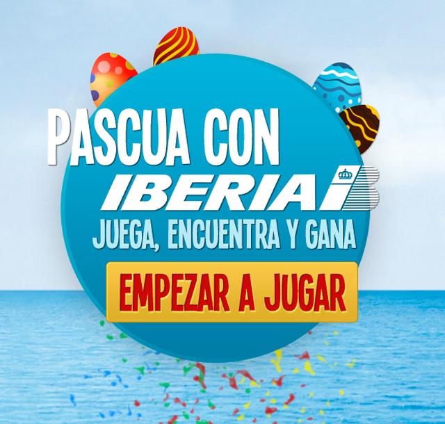 Concurso Pascua con Iberia