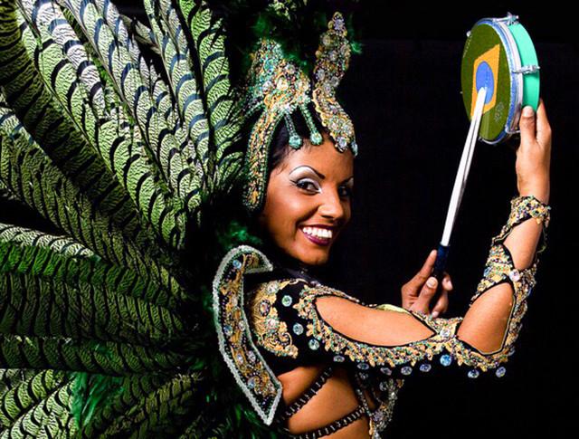 Carnaval en Rio de Janeiro escuelas de samba