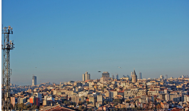 vistas estambul