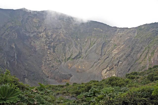 volcan irazú-iberia